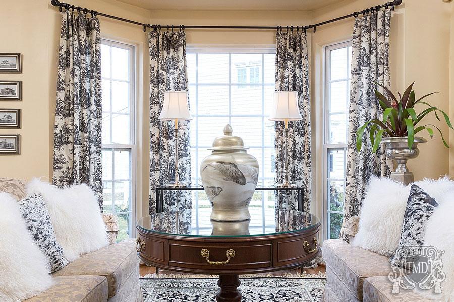 Residential Main Line Philadelphia Interior Design Firm